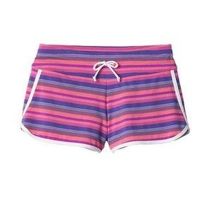 Athleta tulum kata swim shorts sz L